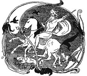 Odin,_Sleipnir,_Geri,_Freki,_Huginn_and_Muninn_by_Frølich.jpg